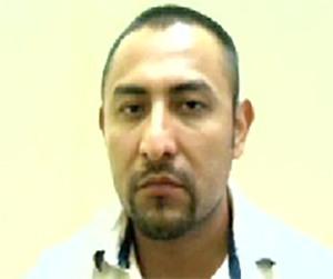 """Raúl Miranda Ordaz, alias """"El 300"""". Foto: Zeta"""