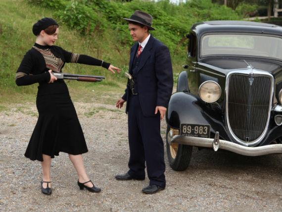 Bonnie Amp Clyde La Pareja Criminal M 225 S Famosa De La Gran