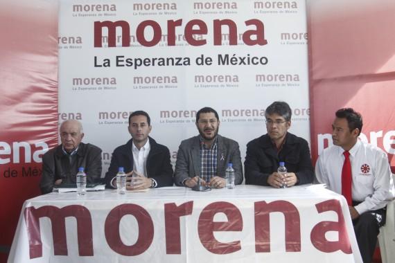 Morena anuncia un nuevo grupo en sus filas hacia convertirse en partido político. Foto: Cuartoscuro