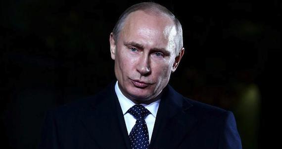Vladimir Putin, Presidente de Rusia. Foto: EFE