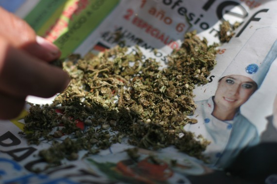 """La iniciativa no prevé legalizar """"narcotienditas"""", dice experto. Foto: Francisco Cañedo, SinEmbargo"""