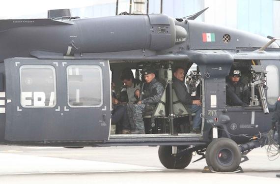 """La DEA confirma captura del """"Chapo"""" Guzman y tiene sus huellas digitales. 40222061"""