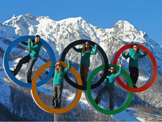 Unos Juegos Olímpicos tristes y polémicos. Foto: Sochi 2014