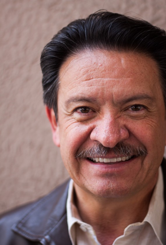 Carlos Navarrete Ruiz, aspirante a la dirigencia nacional del Partido de la Revolución Democrática (PRD). Foto: Antonio Cruz, SinEmbargo