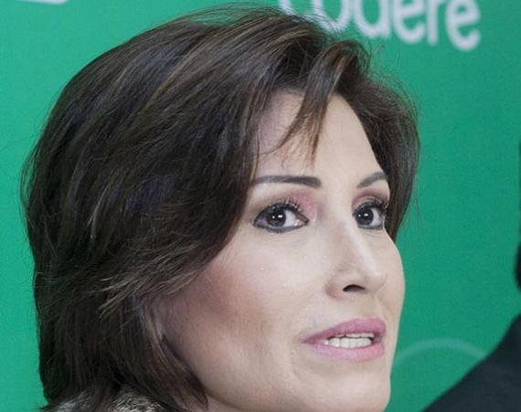 María Esther Santos de Anda, Titular del Órgano Ciudadano Anticorrupción, viajó junto con Botello a Las Vegas. Foto: ZonaFranca