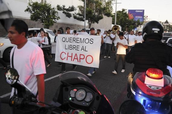 Marcha exhibe vacío del Estado y falta de credibilidad en instituciones. Foto: Cuartoscuro