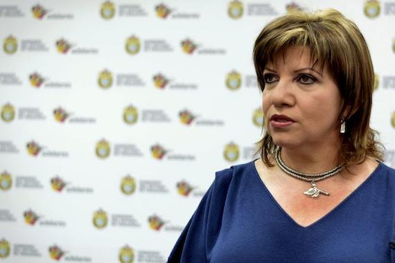 Gina Domínguez. Foto: Cuartoscuro
