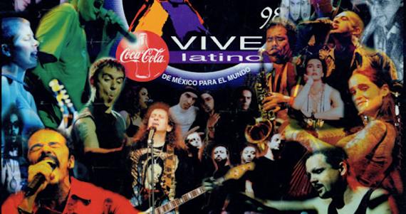 Resultado de imagen para Vive latino 1998 la jornada