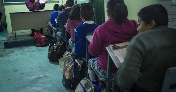 México carece de mecanismos para combatir la pornografía infantil. Foto: Cuartoscuro