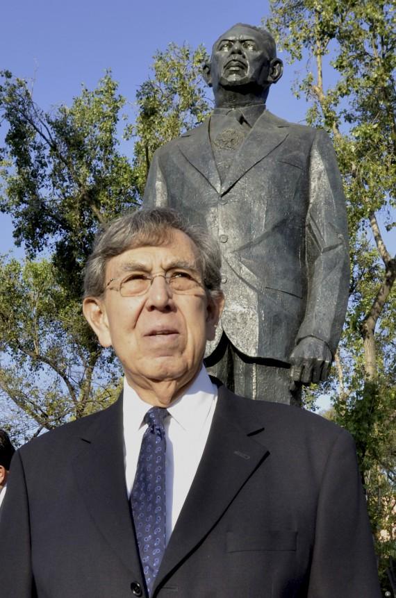 Este 18 de marzo no se celebra el legado de Lázaro Cárdenas. Foto: Cuartoscuro
