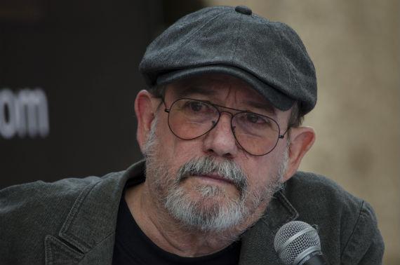 Respeto a mi hijo, dijo al referirse al crítico rapero Silvito El Libre. Foto: María José Martínez / Cuartoscuro