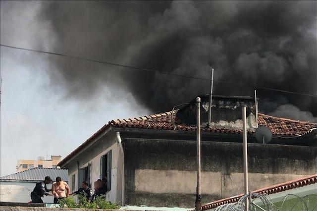 Río de Janeiro pide ayuda contra los narcos 6154095w