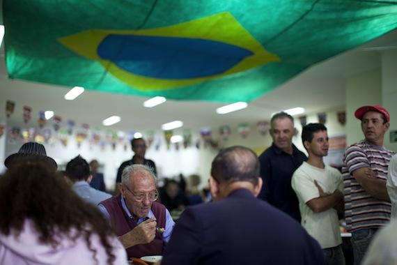 Brasil es el país de AL con el mayor número de ciudades violentas, según el estudio. Foto: EFE