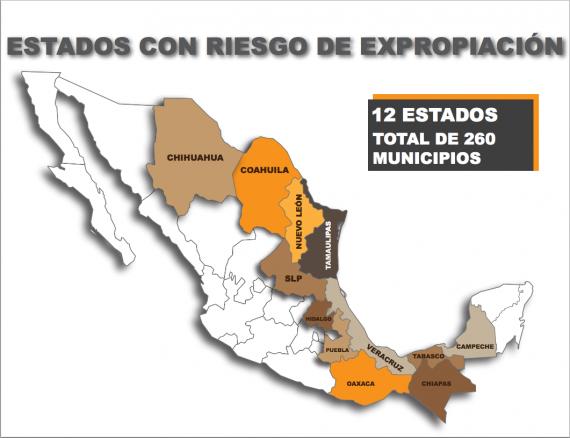 La Reforma Energética traerá desalojos y expropiaciones en 260 municipios, alertan investigadores y senadores