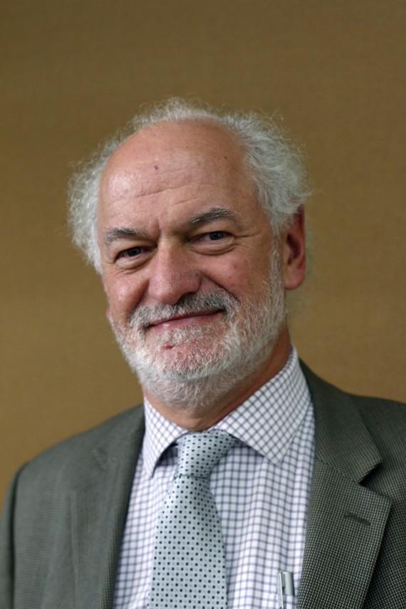 Alberto Athié. Foto: Francisco Cañedo, SinEmbargo