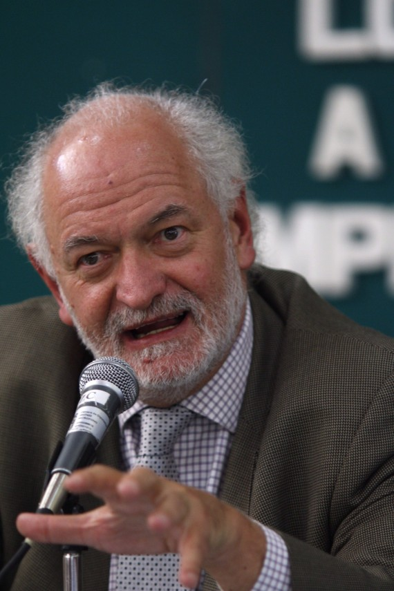 Alberto Athié Gallo. Foto: Francisco Cañedo, SinEmbargo