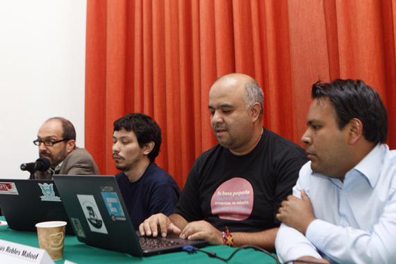 Contra la iniciativa federal. Foto: Francisco Cañedo, SinEmbargo