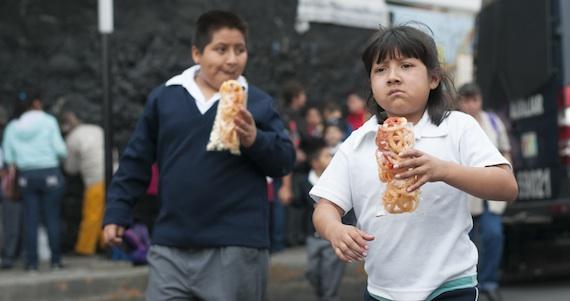 1 de cada 3 niños en México sufre de sobrepeso u obesidad. Foto: Cuartoscuro