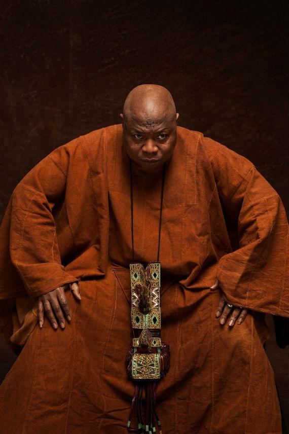 Uno de los artistas más influyentes de África. Foto: Especial