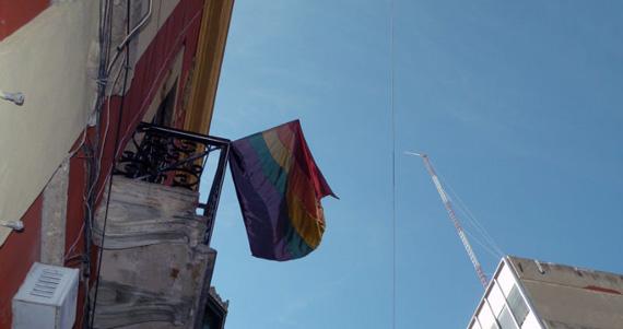 El bar gay en León. Foto: Zona Franca