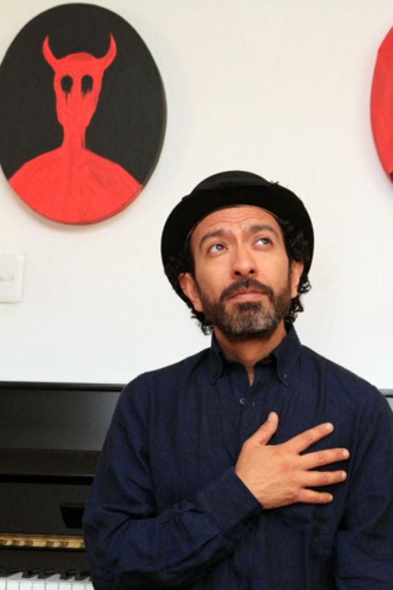 Fernando Rivera Calderón, invitado de lujo a la FILU. Foto: Especial