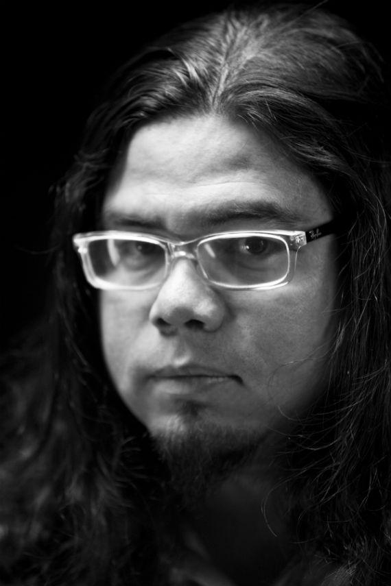 Antonio Ramos Revillas, uno de los nuevos valores de la literatura mexicana, presente en la FILU. Foto: Especial