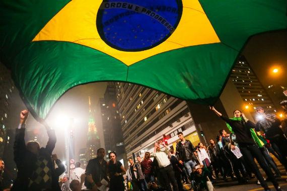 Brasil también será sede de la Olimpiada en 2016. Foto: EFE