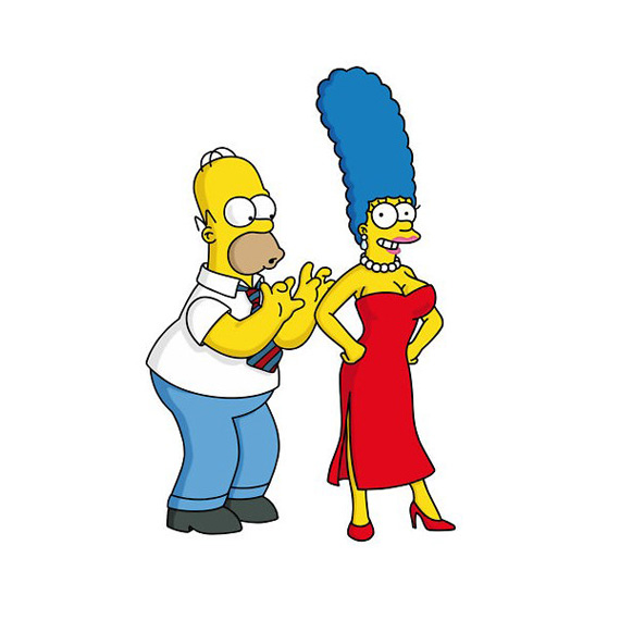 marge and homer sex videos
