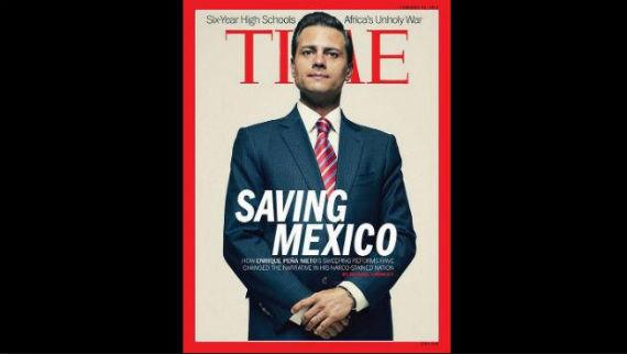 La polémica portada de Time. Foto: especial