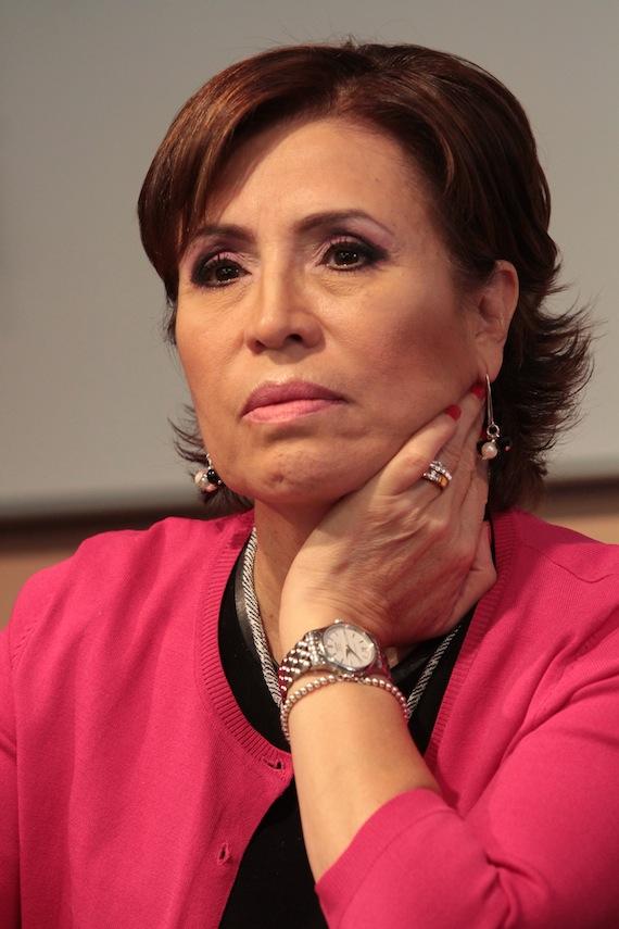 Rosario Robles Berlanga es vigilada por la oposición; piden informe de la Cruzada contra el Hambre. Foto: Cuartoscuro