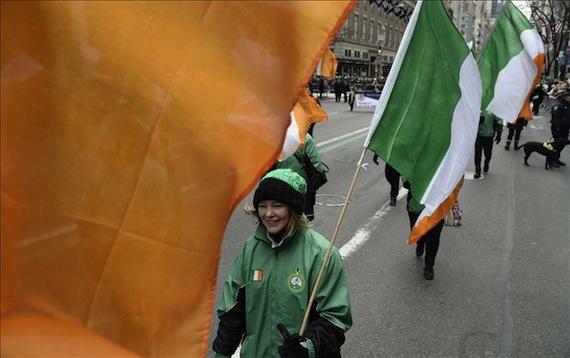 """Irlanda, junto con Finlandia y Suiza encabeza la lista de los países más """"buenos"""". Foto: EFE"""