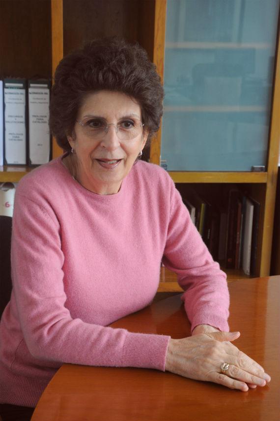 En su discurso de ingreso a la Academia Mexicana de la Lengua, Silvia Molina hablará sobre la dramaturga de origen campechano, Luisa Josefina Hernández. Foto: CONACULTA