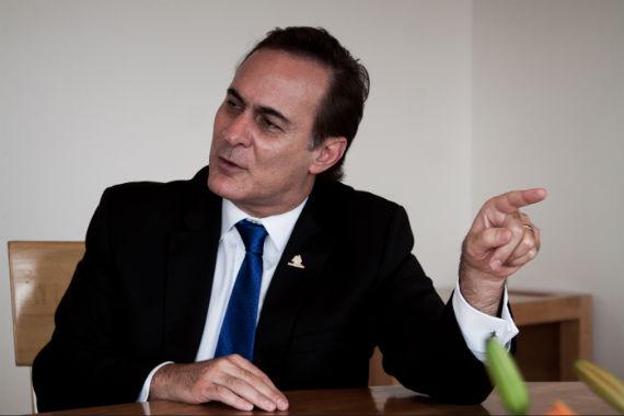 El presidente de la Coparmx aseguró que este no es el momento de sanear empresas que no vayan a convertirse en entes productivos. Foto: Antonio Cruz, SinEmbargo