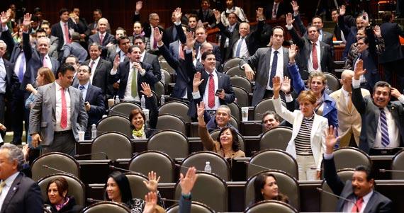 Resultado de imagen para APRUEBAN DIPUTADOS QUE NADIE GANA MAS QUE EL PRESIDENTE
