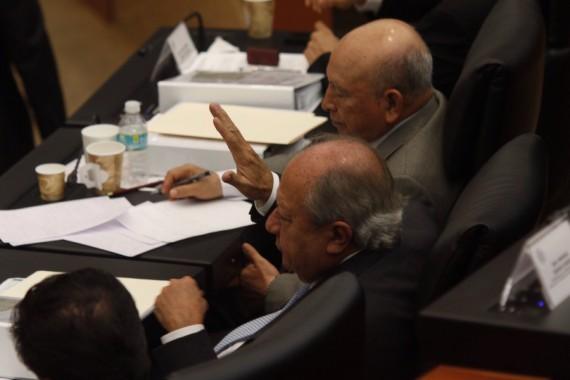 Los cambios que hizo el PAN en las leyes energéticas no combaten la corrupción, acusa el PRD. Foto: Francisco Cañedo, SinEmbargo