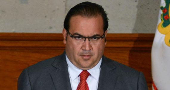 El Gobernador,Javier Duarte, fue multado con 30 mil pesos. Foto: Cuartoscuro