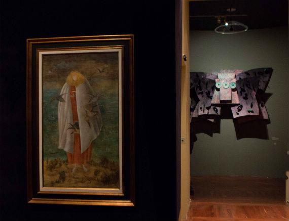 Una magna exposición que exige varias visitas. Foto: Francisco Cañedo, SinEmbargo