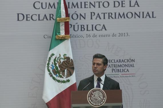Desde que tomó posesión Peña Nieto, la titularidad de la Secretaría de la Función Pública (SFP) se ha mantenido acéfala. Foto: Cuartoscuro.