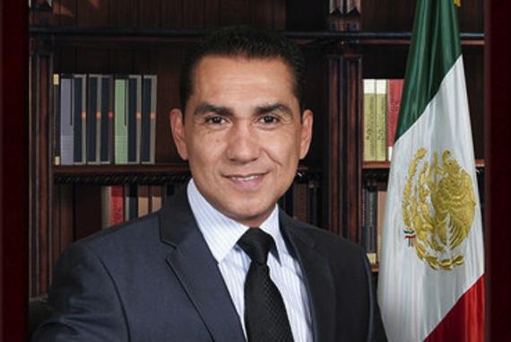 """""""Cuando se dieron los hechos de violencia, yo estaba en un baile"""", dijo esta mañana el Alcalde de Iguala. Foto: Ayuntamiento de Iguala."""