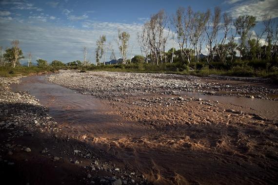 La mina Buenavista del Cobre tenía 9 denuncias antes del derrame en el Río Sonora. Foto: Cuartoscuro.