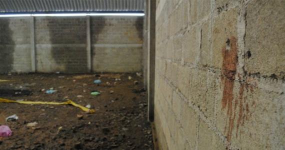 Lugar donde fueron ejecutadas 22 personas. Foto: Especial