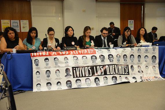 Organizaciones de la sociedad deunciaron que México se encuentra en crisis de derechos humanos. Foto: CIDH