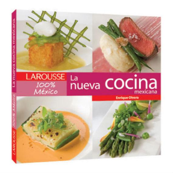 la nueva cocina mexicana y otras cositas en los libros de
