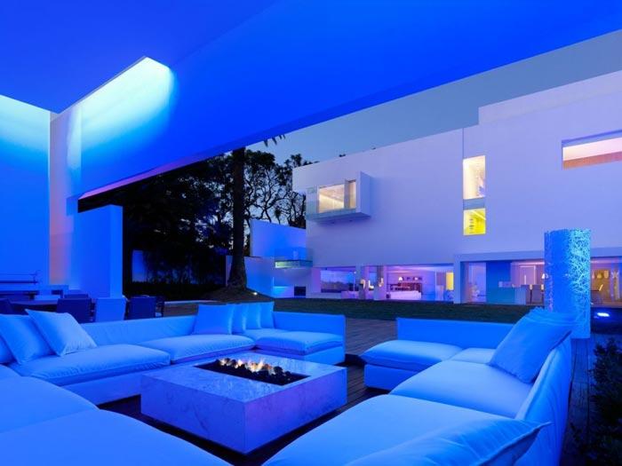 La casa de 86 millones de pe a nieto - Enrique iluminacion ...