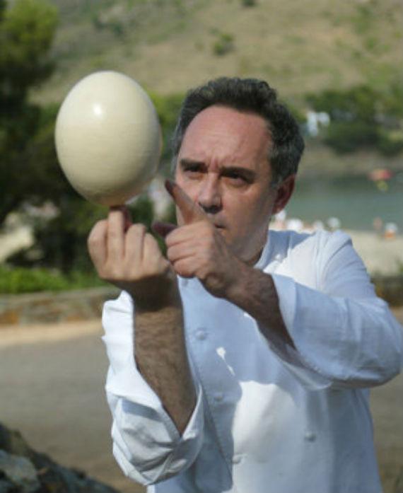 Entrevista soy un cocinero que piensa dice ferr n adri for Ferran adria platos