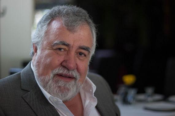 Senador Alejandro Encinas Rodríguez. Foto: Francisco Cañedo, SinEmbargo