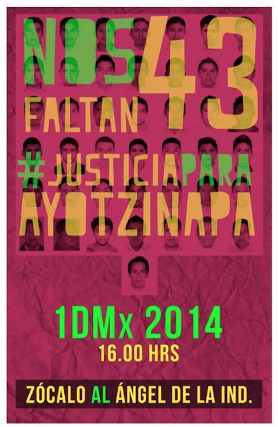 Convocan a movilizarse mañana en el DF. Foto: Twitter