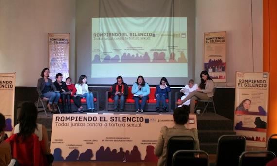 El DF tiene 367 denuncias de tortura en contra de mujeres en  entre 2005 y 2012. Foto: Francisco Cañedo, SinEmbargo.
