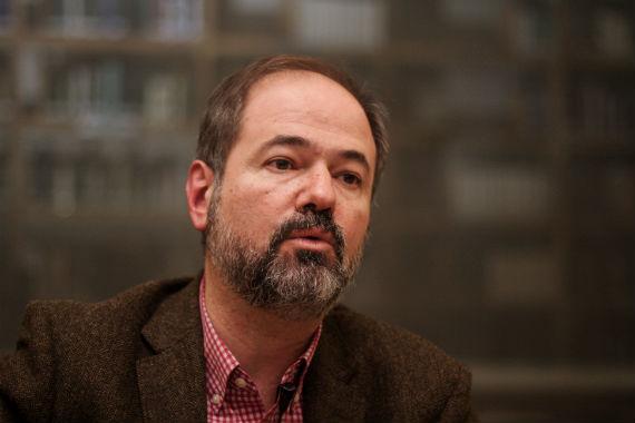 """Para el autor de """"El testigo"""", México necesita un Frente Cívico de notables que abra el camino hacia una democracia verdadera. Foto: Francisco Cañedo, SinEmbargo"""