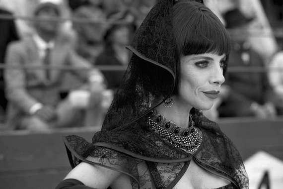 """Su actuación como madrastra en """"Blancanieves"""" le mereció a Maribel Verdú el Premio Goya a Mejor Actriz del 2013. Foto: EFE/Archivo"""